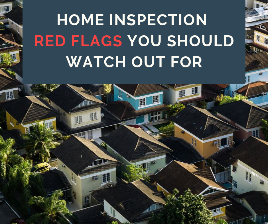 Home Inspection Red Flags You Should Watch Out For